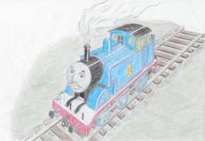 Sodor's #1 Coming Through! by miipack603