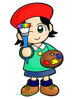 Ultra Style: Adeleine by Candy-Swirl