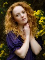 A Flame in the Gorse by Fox2006