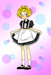 Maid tweek by TweekPark