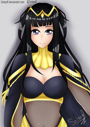 Tharja by Soleyl6