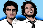 Flight of the conchords in MS by MessyPandas