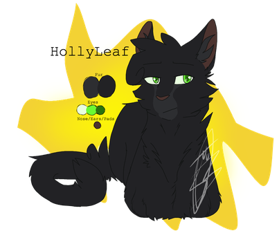 | HollyLeaf | #012 | by PandichDESIGNS