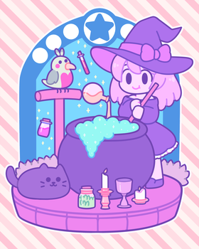 Witchy Brew by BonbonBox