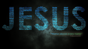 Jesus by Blugi