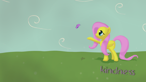 Kindness Wallpaper - 16:9 by DarkFlame75