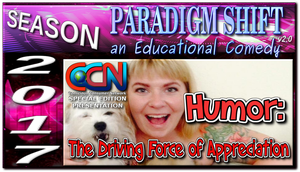 PSEC 2017 CCN-SE02 Humor The Driving Force of Appr by paradigm-shifting