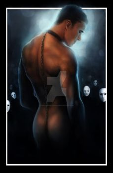 The Flesh Cartel (front cover only) by RiptidePublishing