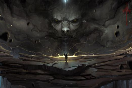 The Way of Kings - Stormbless by krhart