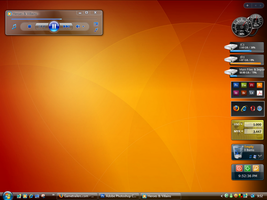 My Desktop Screenshots 2007 by yayieali