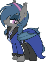River Rhythm (Normal Outfit) by DuskTheBatPack