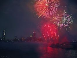 Celebration in Boston II by MyLifeThroughTheLens