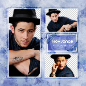 NICK JONAS PNG Pack #4 by LoveEm08