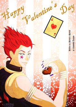 Greetings from Hisoka xD by CainzKy