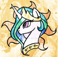 .::Cutie Mark of the Sun::. by ScribbleSketchScoo