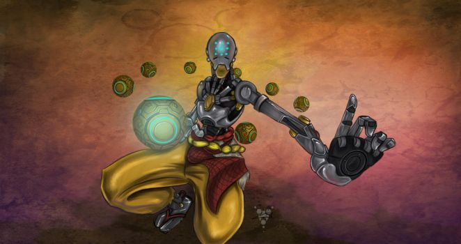 Zenyatta by blue-but-beautiful