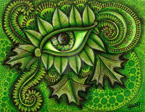 Nature Eye (FOR SALE) by HGCreations