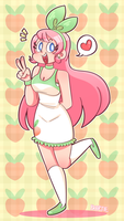A Real Peach! by Beartie