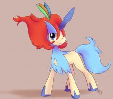 Keldeo - Resolute Form