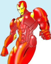 Iron Man by Inspector97