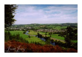 Wales: Conwy Vale by just-joey