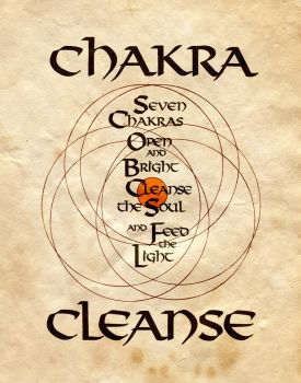 Chakra Cleanse by Charmed-BOS