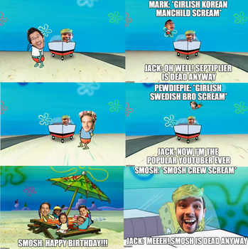 What happens if jacksepticeye earns his license by aiko-sweetgirl