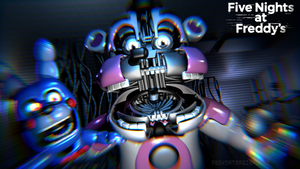Funtime Freddy Jumpscare remake by AndyDatRaginPurro