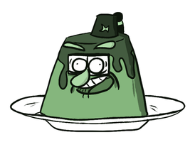 Grunkle Flan by porthead