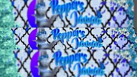 Peppers Jamaa Banner by Foxi-Edits