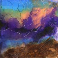 Strange Storms by peggymintun