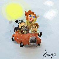 Open road by anya1916