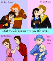 What they treasure most... by DKCissner