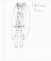 Vocaloid-Hatsune Miku by choco-latte-squirrel