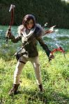 Rise of the Tomb Raider : Remnant Jacket 02 by Laragwen