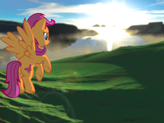 When I Fly Higher by Supuhstar