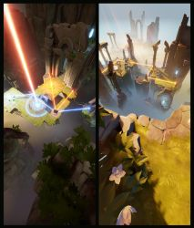 Archaica: The Path of Light - Initiation Ring by MarcinTurecki