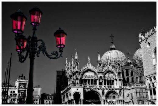 To See Venice ... and Die by PhilippeGaravel