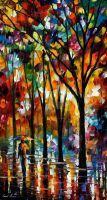Spectrum by Leonid Afremov by Leonidafremov