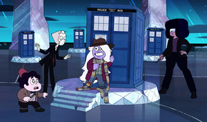 Doctor Universe by Qemma