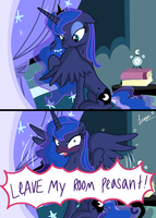 Preening Adorably by Darkest-Lunar-Flower