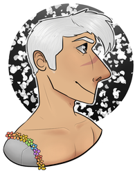 flower shiro by MuiiTheCat