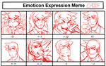 chief expressions (wip) by Sushirolled