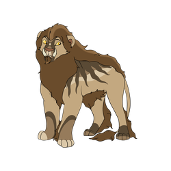 Lion Auction 1 CLOSED by ShadowDawn93