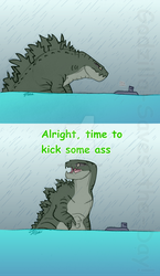 The Difference Between Godzilla and the Titans pt4