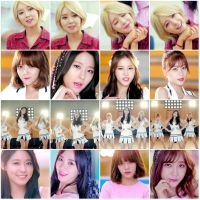[PHOTOPACK] AOA - Heart Attack #61 by mearilee27