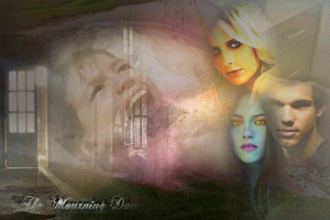 Mourning Day Background by Goddessa39