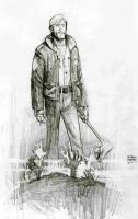 Rick Grimes by Andrew-Robinson