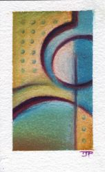 Small Abstract 4 by maniphisto