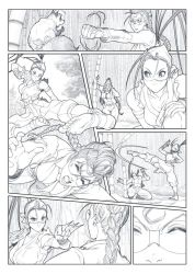 Ibuki Page 2 of 4 BW by Omar-Dogan